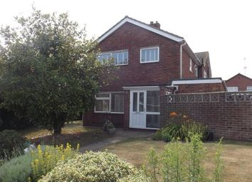 Thumbnail 3 bed semi-detached house for sale in West Bergholt, Colchester, Essex