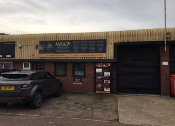 Thumbnail Industrial for sale in Unit 3, Falcon Park, Crompton Close, Basildon