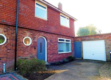 Thumbnail 3 bed semi-detached house for sale in Balmoral Road, Baswich, Stafford