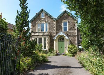 Thumbnail 7 bed detached house for sale in The Avenue, Clevedon