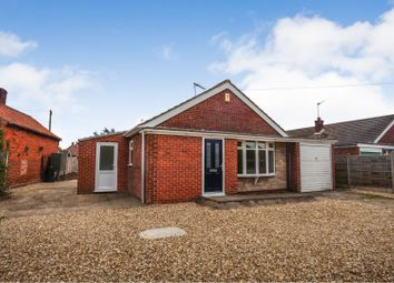 Thumbnail 2 bed detached bungalow for sale in Saxilby Road, Sturton By Stow