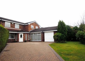Thumbnail 4 bed detached house for sale in Higher Croft, Whitefield, Manchester