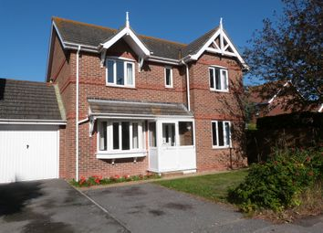 Thumbnail 4 bedroom detached house for sale in Pacific Way, Selsey, Chichester