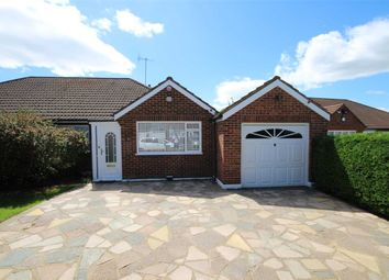 Thumbnail 3 bed semi-detached bungalow for sale in Duncan Way, Bushey WD23.