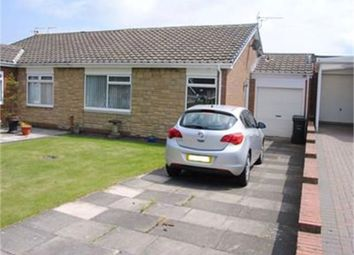 Thumbnail 2 bed semi-detached bungalow to rent in Kinver Drive, Chapel Park, Newcastle Upon Tyne