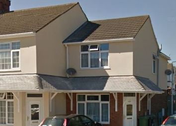 Thumbnail 2 bed semi-detached house to rent in Stockingstone Road, Luton