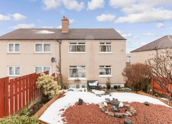 Thumbnail 3 bed semi-detached house for sale in Auchmead Road, Greenock, Inverclyde