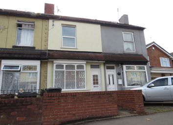 Thumbnail 2 bedroom terraced house for sale in Vicarage Road, Wednesfield, Wolverhampton