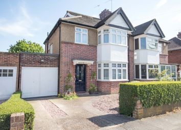 Thumbnail 4 bed semi-detached house for sale in Boldmere Road, Pinner