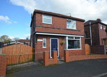 Thumbnail 3 bed detached house for sale in Ashdale Crescent, Droylsden, Manchester