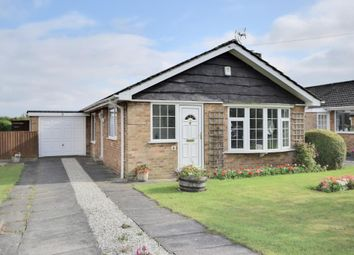 Thumbnail 3 bedroom detached bungalow for sale in Southfield Close, Rufforth, York