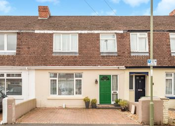 Thumbnail 3 bed terraced house for sale in Paxton Road, Fareham