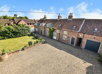 Thumbnail 4 bed detached house for sale in York Road, Long Marston, York