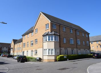 Thumbnail 2 bed flat for sale in Genas Close, Ilford