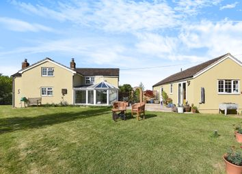 Thumbnail 3 bed detached house for sale in Cotmarsh, Broad Town, Swindon