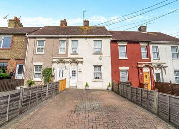 Thumbnail 2 bed terraced house for sale in Bells Lane, Hoo, Rochester