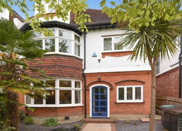 Thumbnail 5 bedroom semi-detached house for sale in Southwood Lawn Road, Highgate N6,