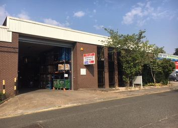 Thumbnail Warehouse to let in Unit B1, Hubert Road, Brentwood