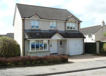 Thumbnail 4 bed detached house to rent in Broadstraik Crescent, Elrick, Westhill