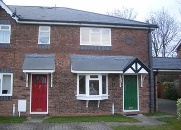 Thumbnail 1 bed property to rent in The Sycamores, Lichfield, Staffordshire