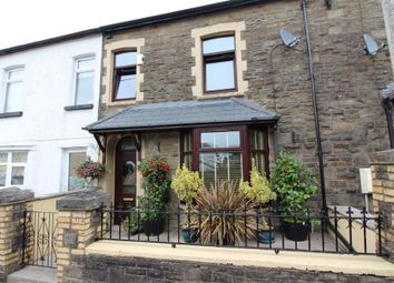 Thumbnail 4 bed terraced house for sale in Clarence Street, Abertillery