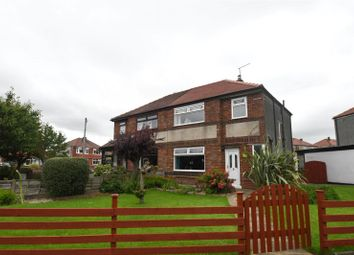 Thumbnail 3 bed semi-detached house for sale in Conway Avenue, Clitheroe, Lancashire