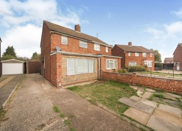 Thumbnail 2 bed semi-detached house for sale in Eastcott Close, Luton
