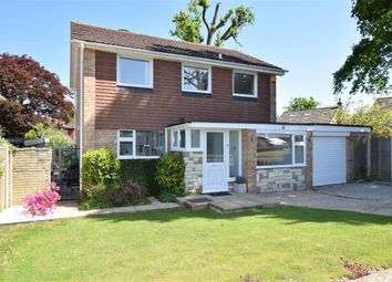 Thumbnail 4 bed detached house for sale in The Glebe, Ewhurst, Surrey