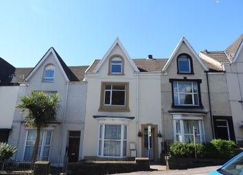 Thumbnail 5 bedroom terraced house for sale in Glanmor Road, Uplands, Swansea