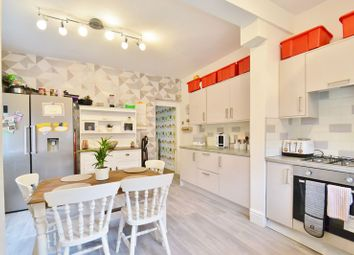 Thumbnail 4 bed end terrace house for sale in Ashbourne, Eccles, Manchester