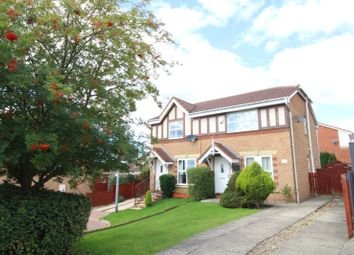 Thumbnail 3 bed semi-detached house for sale in Aysgarth Rise, Bridlington, East Yorkshire