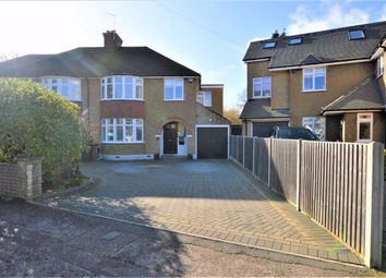 4 bed semi-detached house for sale in Harvey Road, Croxley Green, Rickmansworth Hertfordshire WD3