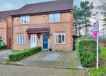 Thumbnail 2 bed end terrace house for sale in Bernstein Close, Browns Wood, Milton Keynes