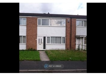 Thumbnail 3 bed terraced house to rent in Meadowside Avenue, Bolton