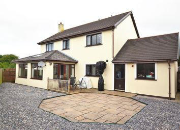 Thumbnail 4 bed detached house for sale in Cooksyeat View, Kilgetty
