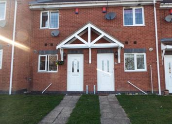 Thumbnail 2 bed terraced house for sale in York Avenue, Atherstone, Warwickshire, .