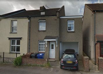 Thumbnail 3 bed semi-detached house to rent in Heath Road, Orsett, Grays