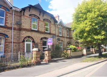 3 bed terraced house for sale in The Avenue, Newton Abbot TQ12