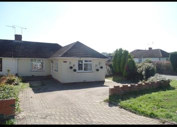 Thumbnail 2 bed semi-detached bungalow for sale in Knightwood Road, Hythe, Southampton