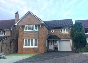 Thumbnail 4 bed detached house for sale in Farm Garth, Great Ayton, North Yorkshire, Uk