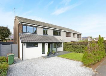 Thumbnail 5 bed semi-detached house for sale in 35 Clerkington Road, Haddington