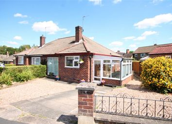 Thumbnail 2 bed semi-detached bungalow for sale in Crossways Drive, Harrogate