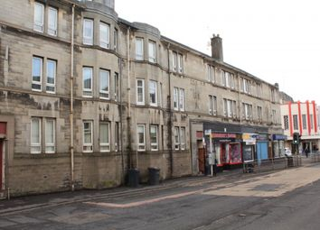 Thumbnail 2 bedroom flat for sale in High Street, Johnstone