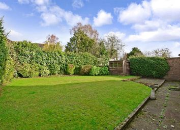 Thumbnail 3 bed detached bungalow for sale in Wagoners Close, Weavering, Maidstone, Kent