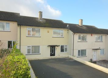 Thumbnail 3 bed terraced house for sale in Wilson Crescent, Plymouth