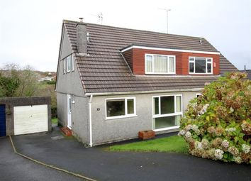 Thumbnail 3 bed semi-detached house for sale in Buena Vista Drive, Glenholt, Plymouth