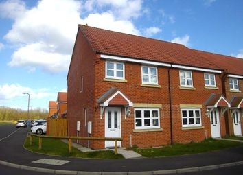Thumbnail 2 bed property for sale in Ladyburn Way, Hadston, Morpeth