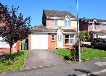 Thumbnail 3 bedroom detached house for sale in Hollybank, Manchester