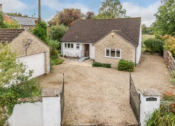 Thumbnail 4 bed detached bungalow for sale in Yatton Keynell, Chippenham