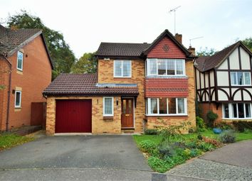 Thumbnail 4 bedroom detached house for sale in Woodland Walk, Northampton